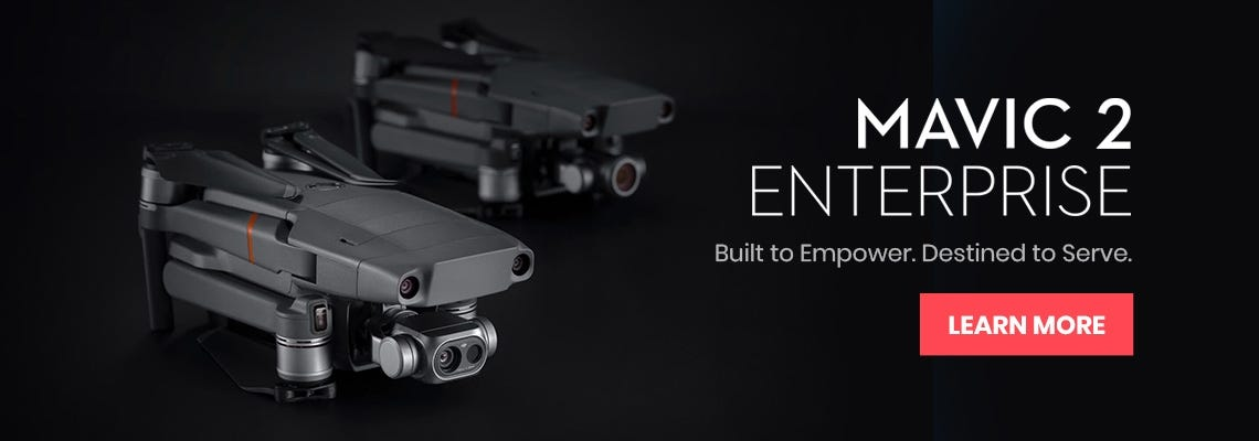 Commercial & Enterprise Drone Solutions – Aerial Media Pros