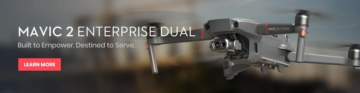 Mavic 2 Dual Thermal Drone