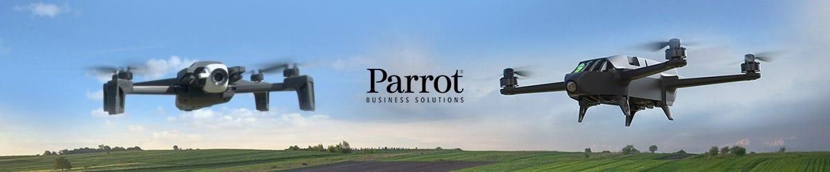 Parrot Business Drones & Accessories