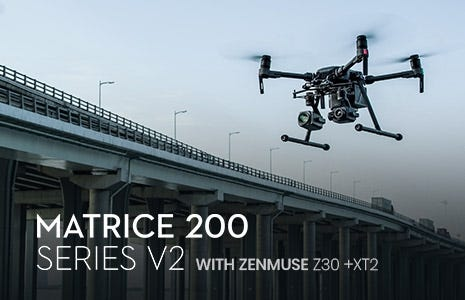 Thermal Drones - Showing M201 V2 Z30 +XT2
